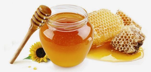 تقویت مو با عسل