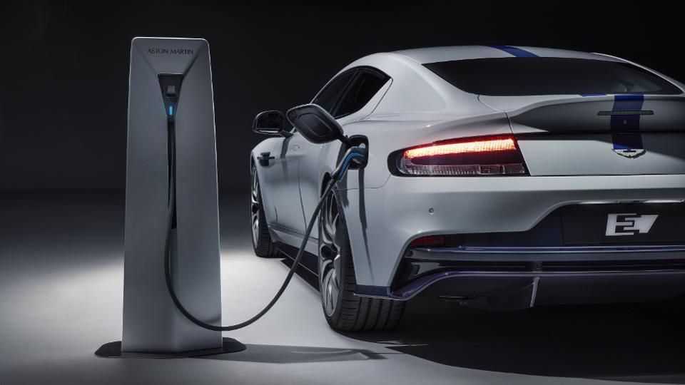 Aston Martin Rapide E جدید ترین ماشین های 2020