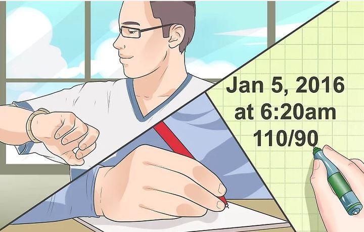 اگر اضطراب دارید فشار خود را در خانه بررسی کنید