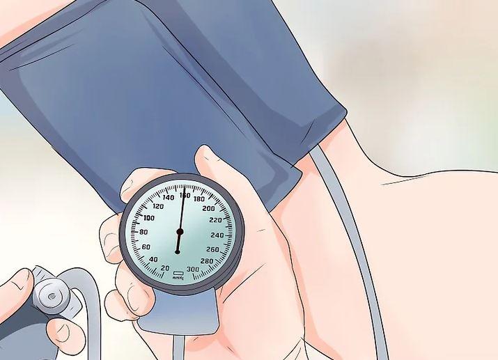 فشار خون خود را در هر دو بازوی بررسی کنید