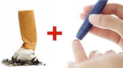 معرفی دیابت و سیگار