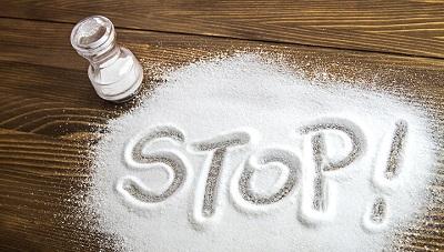 مصرف زیاد نمک
