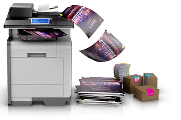 دستگاه چاپ دیجیتال