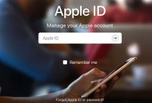 حساب کاربری Apple ID