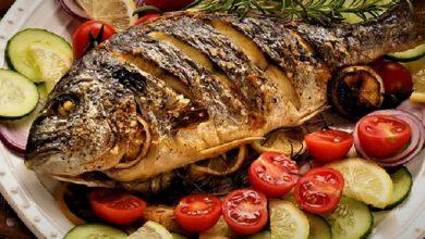 ماهی شکم پر مجلسی