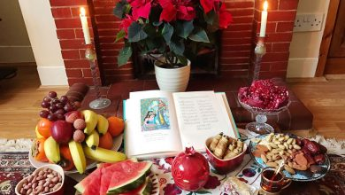 Photo of تزئینات شب یلدا برای عروس