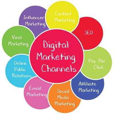 کانال های دیجیتال مارکتینگ