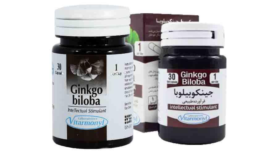 خاصیت های جینکوبیلوبا