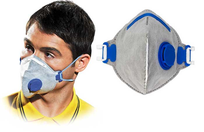 ماسک مناسب کرونا