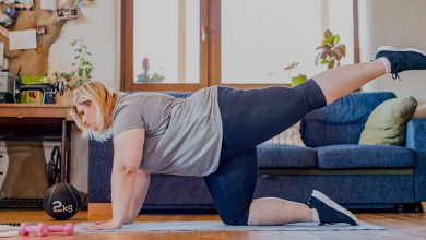 Photo of ورزش در خانه و بالا بردن سطح آمادگی جسمانی با کمترین امکانات