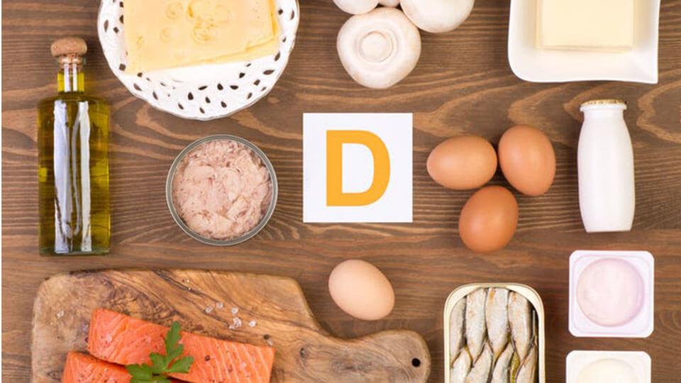 ویتامین D بر تقویت سیستم ایمنی بدن تاثیر دارد