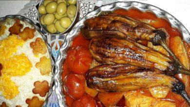Photo of طرز تهیه کباب بادمجان به همراه تصاویر و دستور پخت