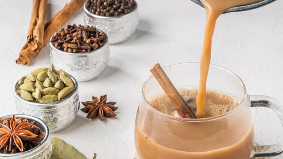 چای ماسالا برای کمک به کاهش فشار خون
