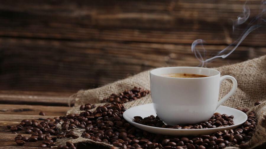 زمان نوشیدن قهوه