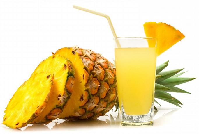 استفاده از آناناس برای بهبود آلرژی سرفه