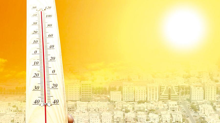 سلامت بدن در هوای گرم
