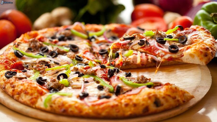 خواص پیتزا