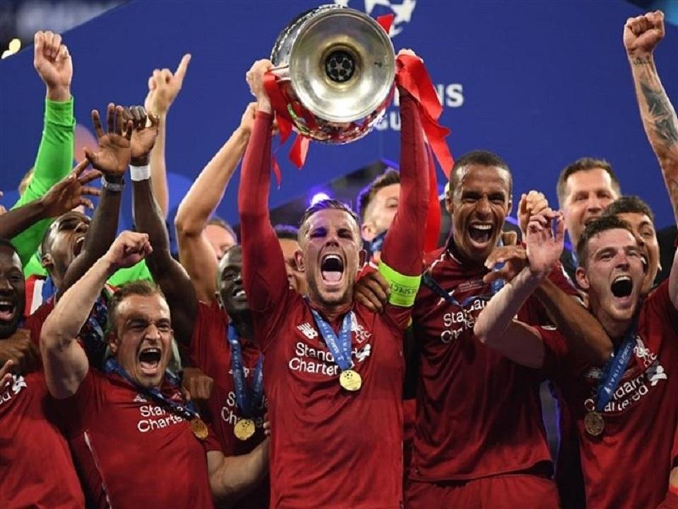 قهرمانان پیشین لیگ قهرمانان اروپا