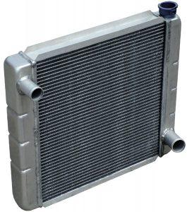 رادیاتور از قطعات جلوگیری از داغ شدن ماشین