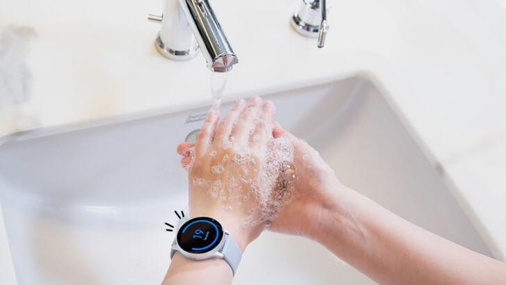 مدت زمان شستن دست