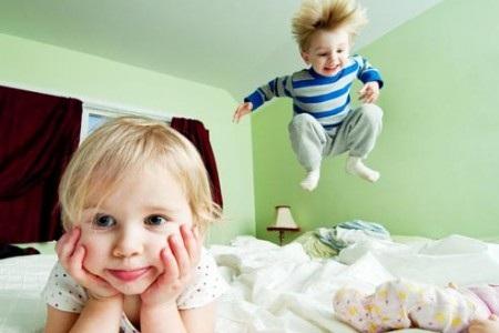 تغییر رفتار در کودکان بیش فعال
