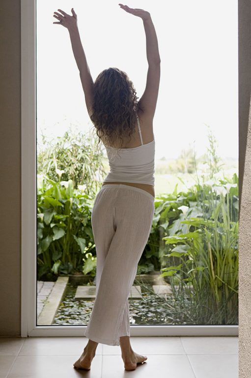 Standing Doorframe QL (Deep Ab Muscle) Stretch
