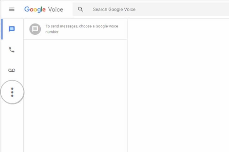 مرحله دوم :ضبط تماس با Google Voice