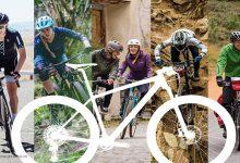 لاغری با دوچرخه سواری