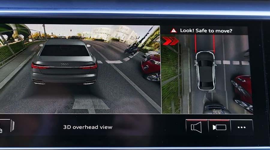 فناوری خودرو : دوربین 3 بعدی و 360 درجه خودرو
