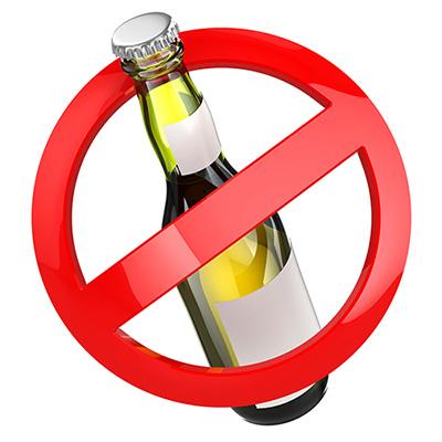 پرهیز از مصرف الکل برای درمان سردرد