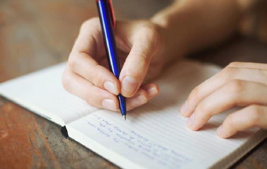 آن را بنویسید