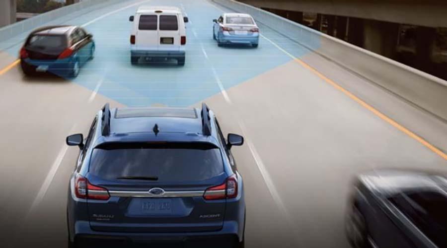 فناوری خودرو : سیستم هشدار ضد برخورد