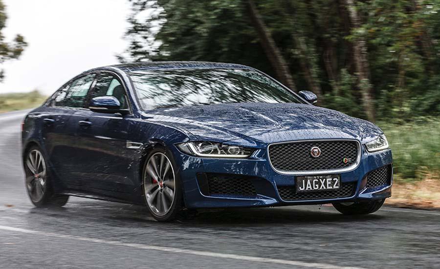 Jaguar X-E