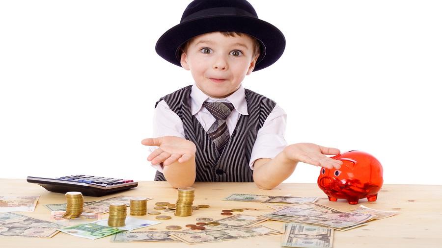 مهارت مالی کودکان