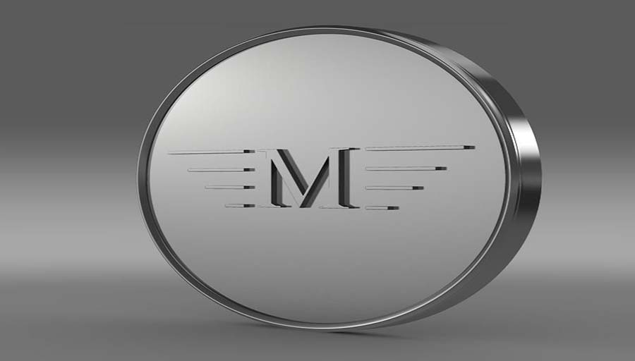 لوگو شرکت Mansory