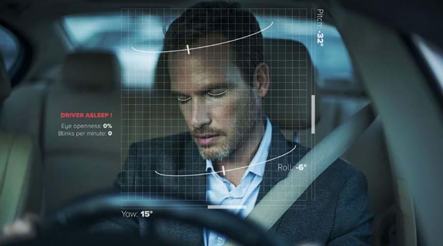 فناوری خودرو : سیستم و سنسور های تشخیص خواب آلودگی
