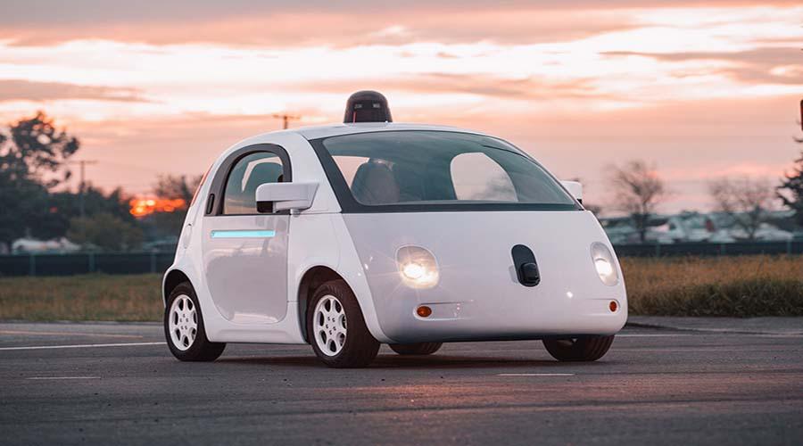 خودرو خودران ساخته شده توسط کمپانی گوگل موسوم به WAYMO