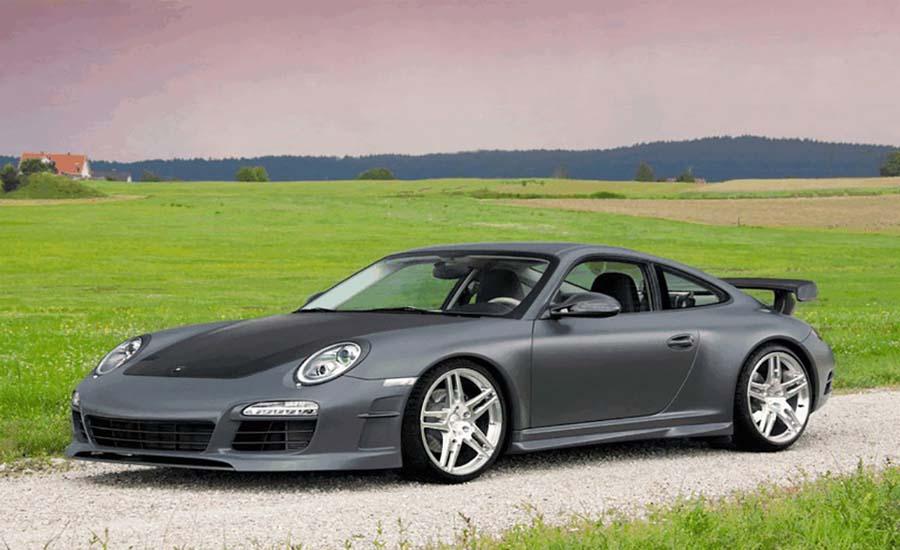 خودرو اصلاح شده شرکت Mansory : Porsche 911 / 997 Carrera Turbo