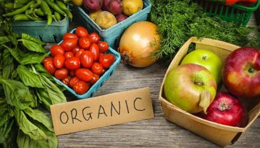 خوردن غذاهای ارگانیک برای درمان سردرد