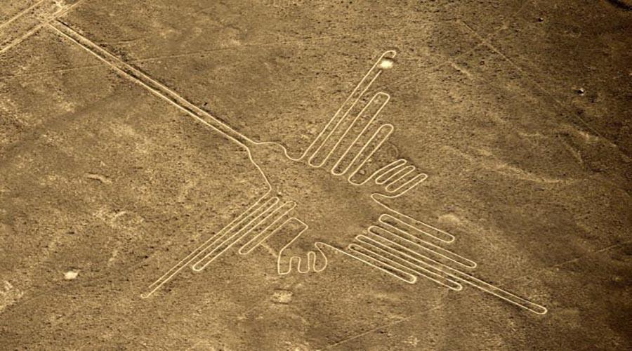 اکتشافات باستان شناسی : خطوط نازکا