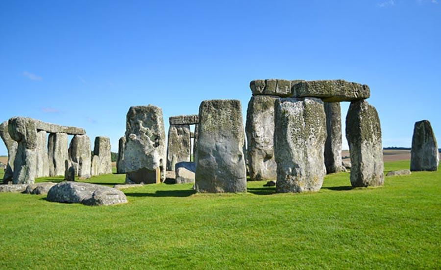 اکتشافات باستان شناسی : استونهنج