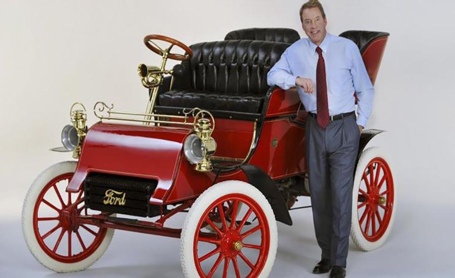 اولین خودرو ساخته شده توسط شرکت Ford