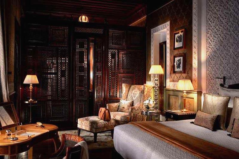گرانترین اتاق هتل Royal Mansour