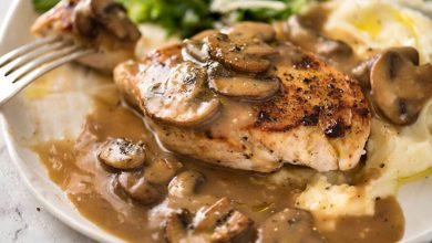 Photo of طرز تهیه سس قارچ سر آشپز با شیر و آب گوشت