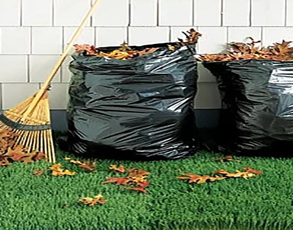 موارد ضروری گردش پیک نیک: استفاده از کیسه زباله برای جمع آوری زباله ها