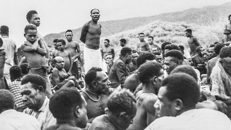 مردمان قبیله Fore