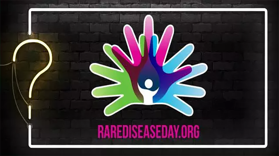 لگو رسمی انجمن Rare Disease Day