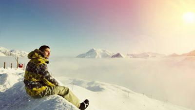 تأثیر ورزش زمستانی بر پوست