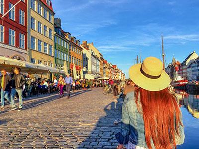 کپنهاگ پایتخت کشور دانمارک