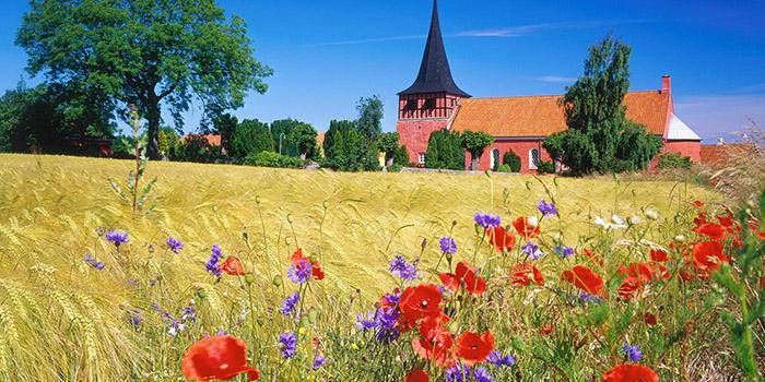 بورنهالم در دانمارک